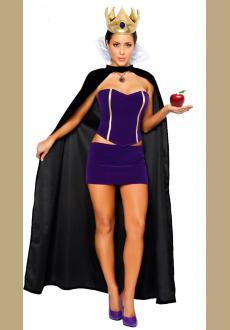 Evil Snow White Queen Costume
