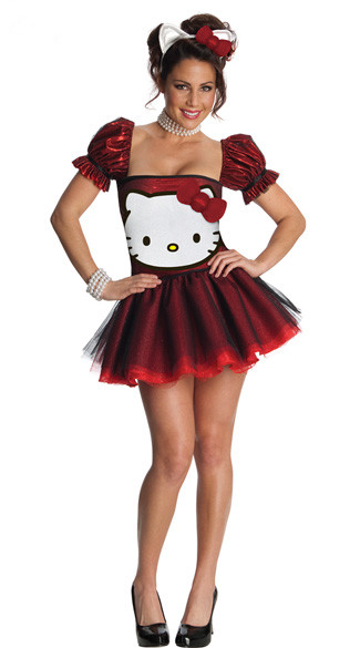 Red Hello Kitty Cost...