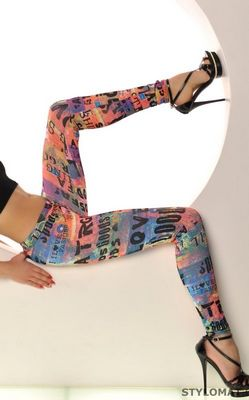 Girls Fashion Leggin...