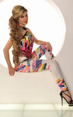 Ladies Sexy Colorful...