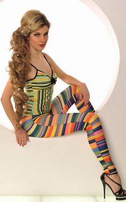 Sexy Colourful Strip...
