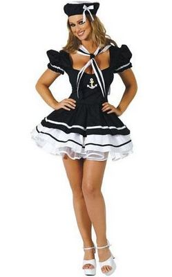 Sailor Party Costume
