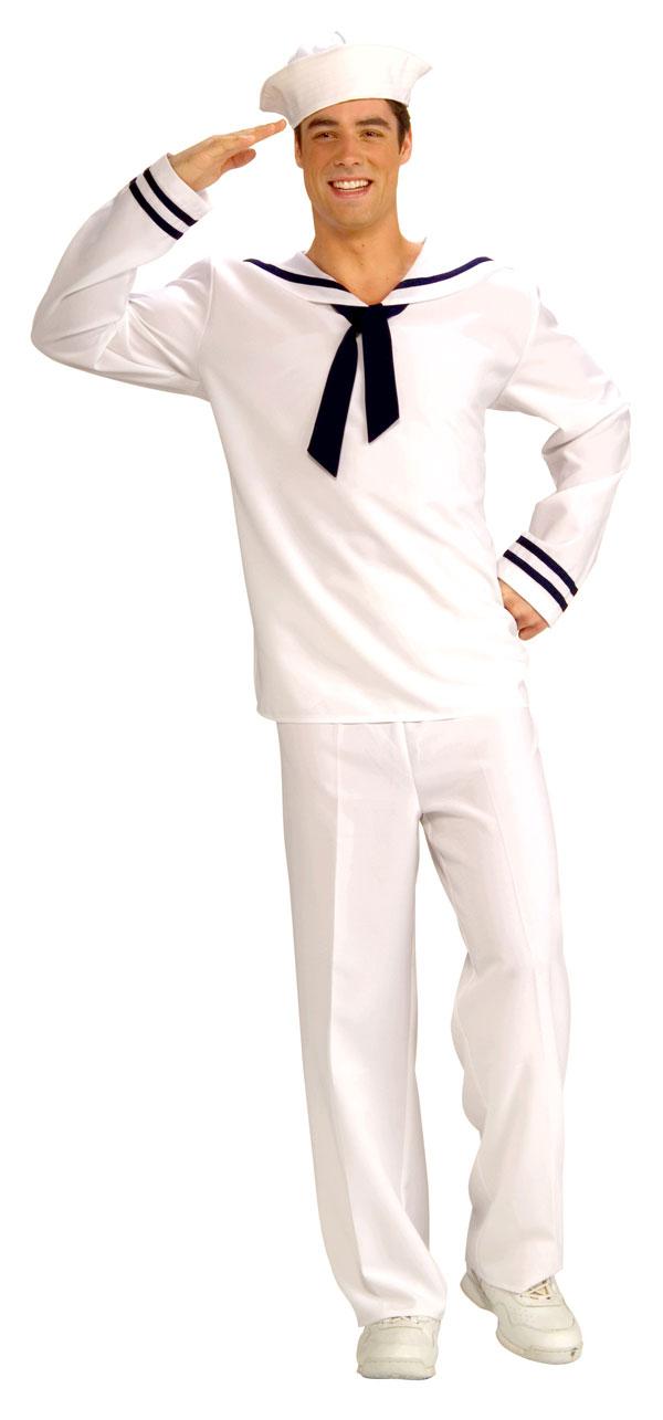 Forum Novelties Menu0027s Anchors Aweigh Sailor Costume  sc 1 st  flower-kit-factory.com sexy lingerie factory & Forum Novelties Menu0027s Anchors Aweigh Sailor Costume_Men_2018 Adult ...