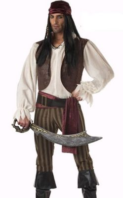 Rogue Pirate Adult C...