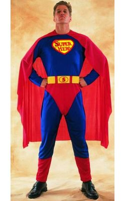 Mens Superhero adult...