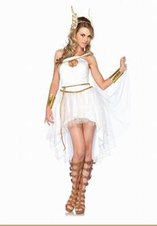 3 Piece Ladies Goddess Hermes gorgeous Greek costume