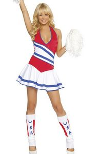 Womens Cheerleader F...