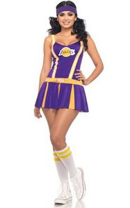 Sexy NBA Lakers Chee...