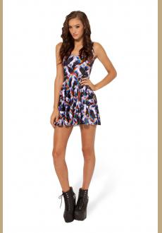 Hot Sale Attack of the Unicorn Skater Dress