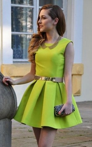 CHIC NEON MAJOR STRU...