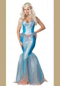 Sea Siren Mermaid Costume