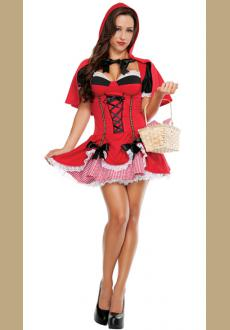 Miss Riding Hood Costume