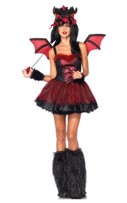Demon Dragon Costume
