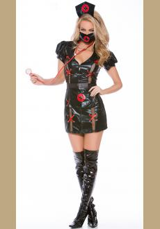 Cardiac Arrest Adult Womens Costume