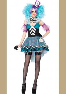 Manic Mad Hatter Adult Womens Costume