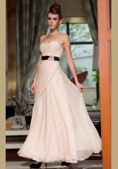2015 Strapless Sweetheart party dress evening gown