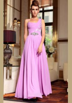 European and American Graceful long Evening Dress