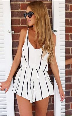 Monkey Stripes Dress