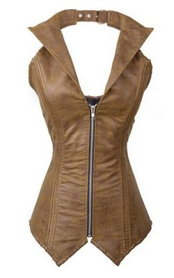 Women's Faux Leather...