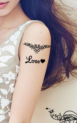 women fashion tattoo...