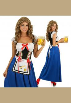 Maid Gown Oktoberfest Costume