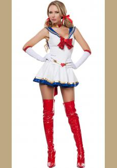 ANIME SAILOR HEROINE COSTUME