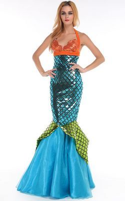 Deluxe Sea Mermaid C...