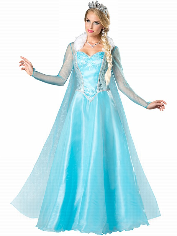 Adult Snow Queen Costume
