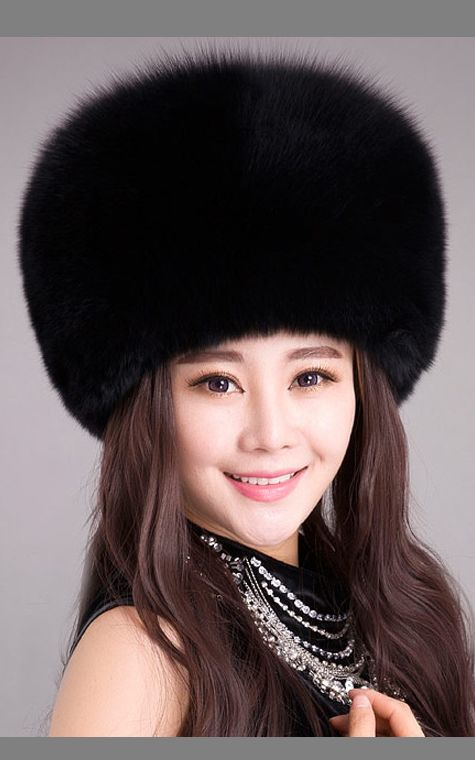 Best Black Fur Hat