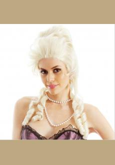 Marie Antoinette  Blonde  Costume Wig  High Quality Fibre