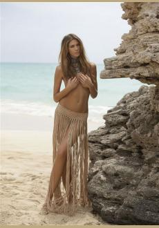 Alexis ethan long skirt Be a nice cover up bikini for women