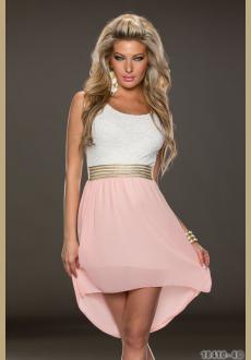 lace sleeveless Party dress