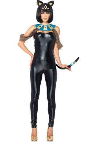 SEXY EGYPTIAN CAT COSTUME