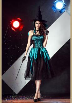 Midnight Hour Witch Costume
