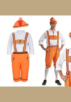 Cosplay Oktoberfest Men Costume