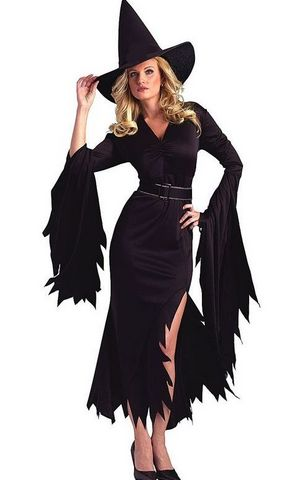 Gothic Witch Adult C...