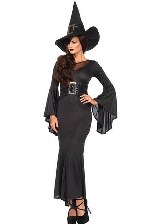 Wickedly Sexy Witch ...