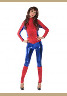 new arrival spiderwomen catsuit costume