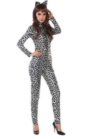 leopard cat bodysuit...