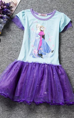 New girl Elsa Dress ...