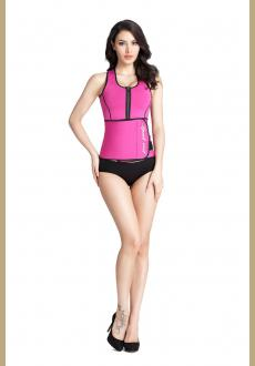 Rose Trainer Slimming Strap Belt Corsets Shapewear Vest Weight Loss Slimming Underwear Abdomen Body Shaper