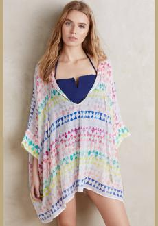 Oversize Pullover Pattern Caftan