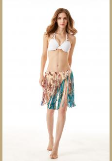Tassel Beach Skirt   3colours