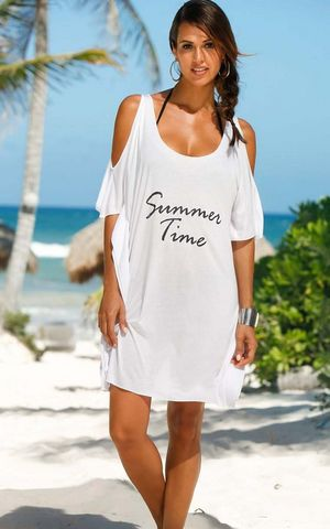 Summer Time White Co...