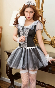 gently french maid d...