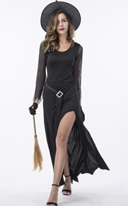 Women's Black Witch ...
