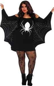 Spiderweb Plus Size ...