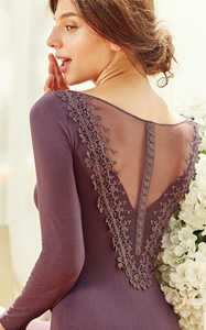Lace Thermal Underwe...
