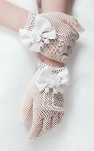 Flower Girl's Lace B...