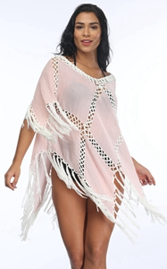 Fringe Crochet Beach...